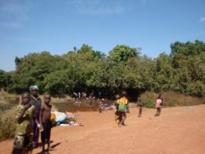 Villaggio Guinea Bissau