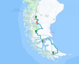 itinerario yahoo
